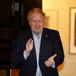 جونسون يوجه رسالة للبريطانيين من العزل الصحي
