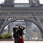 إصابات كورونا في فرنسا تتجاوز 3000 لليوم الثاني