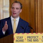 وزير خارجية بريطانيا: أثق في الترتيبات التي وضعها جونسون