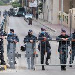 لبنان.. انتشار مكثف للجيش وقوى مكافحة الشغب في بعبدا