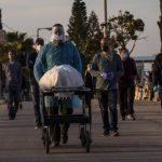 إسرائيل: ارتفاع عدد الوفيات جراء كورونا إلى 79 والإصابات 9755