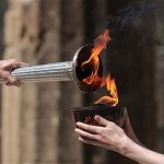 إلغاء عرض الشعلة الأولمبية في فوكوشيما بسبب فيروس كورونا