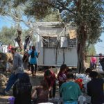 ألمانيا تستقبل 50 طفلا وشابا مهاجرا من مخيمات الجزر اليونانية