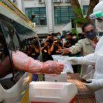 تايلاند تسجل 53 إصابة جديدة ووفاة واحدة بفيروس كورونا