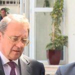 بوجدانوف يبحث مع عريقات التسوية الفلسطينية الإسرائيلية ومكافحة كورونا