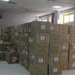 الصحة الفلسطينية تتسلم حزمة مساعدات طبية من الصين لمواجهة كورونا