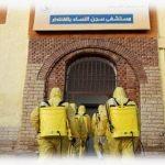 الداخلية المصرية تواصل تطهير وتعقيم السجون والأقسام والمراكز والمنشآت الشرطية