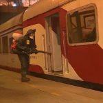 الجيش المصري ينفذ عمليات تعقيم لميدان رمسيس ومحطة القطارات