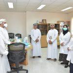38 إصابة جديدة بفيروس كورونا في سلطنة عمان