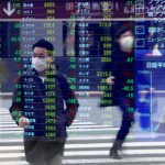 أسهم اليابان تهبط وسط مخاوف العزل مع بداية سنة مالية جديدة
