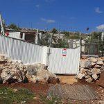 الاحتلال يصدر 22 أمر هدم ووقف بناء في الضفة الغربية