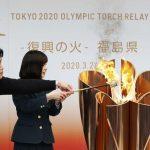 إيقاد شعلة أولمبياد بكين 2022 بدون جمهور في أكتوبر