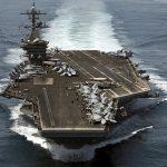 إصابة قبطان البحرية الأمريكى المقال بفيروس كورونا