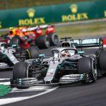 فورمولا 1: جائزة بريطانيا بدون جمهور