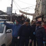 شرطة البلديات بغزة تغلق عددا من المرافق مؤقتا بسبب كورونا