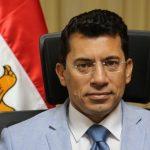 إصابة وزير الشباب المصري في حادث سير