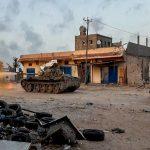 الجيش الليبي يشن هجوما على الميليشيات جنوبي طرابلس