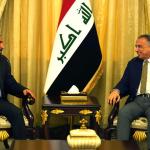 العراق.. الكاظمي والحلبوسي يؤكدان على أهمية الانتهاء من قانون الانتخابات سريعا