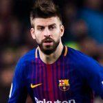 برشلونة يؤكد إصابة بيكي في الركبة