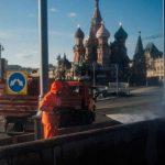 روسيا تتجاوز إيطاليا وبريطانيا بعد ارتفاع قياسي في إصابات كورونا