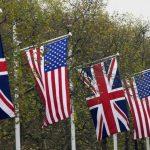 محادثات أمريكية بريطانية للوصول إلى اتفاقية للتجارة الحرة