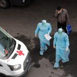 روسيا تسجل 10598 حالة إصابة جديدة بفيروس كورونا