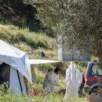 تسجيل إصابتين جديدتين بكورونا بين مهاجرين في اليونان