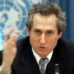الأمم المتحدة تدعو إلى أقصى درجات ضبط النفس بعد انفجار استهدف سفينة إيرانية