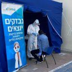1029 مصابا بكورونا في الداخل الفلسطيني المحتل