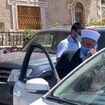الاحتلال يفرج عن خطيب الأقصى الشيخ عكرمة صبري