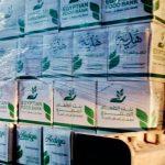 بنك الطعام المصري يكثف جهوده لمساعدة 1.5 مليون أسرة في مواجهة تداعيات كورونا