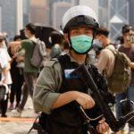 اعتقال طلاب بتهمة الإشادة بالارهاب في هونج كونج
