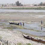 وزير عراقي: مشكلة شح تدفق المياه من إيران مرهون بقرار حكومي