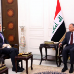 الكاظمي لـ «السفير الإيراني»: العراق لن يكون ممرا أو مقرا للإرهاب