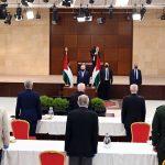 ترحيب فلسطيني واسع بقرارات القيادة الفلسطينية
