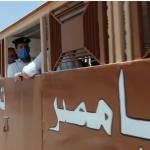 شاهد لحظة خروج نزلاء السجون في مصر بعد العفو الرئاسي