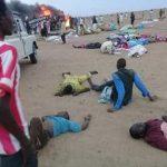 السودان: مقتل 43 شخصا في حادث سير بولاية شمال دارفور