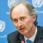 مبعوث الأمم المتحدة: الأطراف المتحاربة بسوريا تتفق على محادثات في جنيف