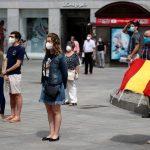 إسبانيا تسجل قرابة 32 ألف إصابة بفيروس كورونا منذ الجمعة