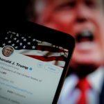 تويتر يضع إشارة «تمجيد للعنف» على تغريدة لترامب