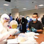 مصر تعيد أبناءها العالقين في الخارج وتوفر لهم كافة سبل الرعاية الصحية في العزل الصحي