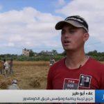 «كوماندوز».. فريق شبابي يتحدى قيود البطالة في غزة