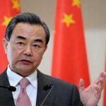 وزير خارجية الصين يؤكد معارضة بلاده لخطة الضم الإسرائيلية
