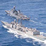 مصر وإسبانيا تنفذان تدريبا بحريا بالبحر الأحمر