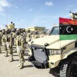 الجيش الليبي يؤكد التزامه بوقف إطلاق النار