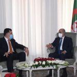 تفاصيل زيارة السراج إلى الجزائر