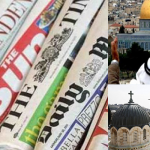 نافذة على الصحافة العالمية: مأساة جديدة للفلسطينيين