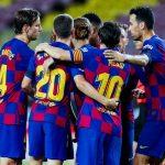 برشلونة يؤجل دفع أجور لاعبيه وسط وضع مالي مقلق