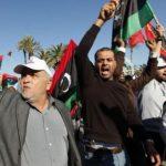 ليبيا.. مظاهرات في بنغازي احتجاجاً على التدخلات التركية
