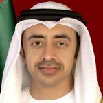 وزيرا خارجية الإمارات وبريطانيا يبحثان هاتفيا العلاقات الاستراتيجية والأوضاع بالمنطقة